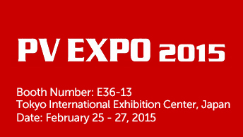 Suntellite PV EXPO 2015