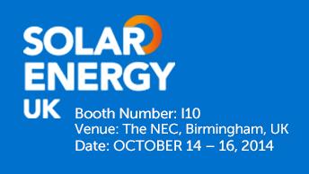 Suntellite Solar Energy UK 2014