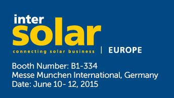 Suntellite Intersolar Europe 2015
