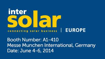Suntellite Intersolar Europe 2014